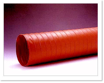 Glass Fiber Fabic Flexible Duct
