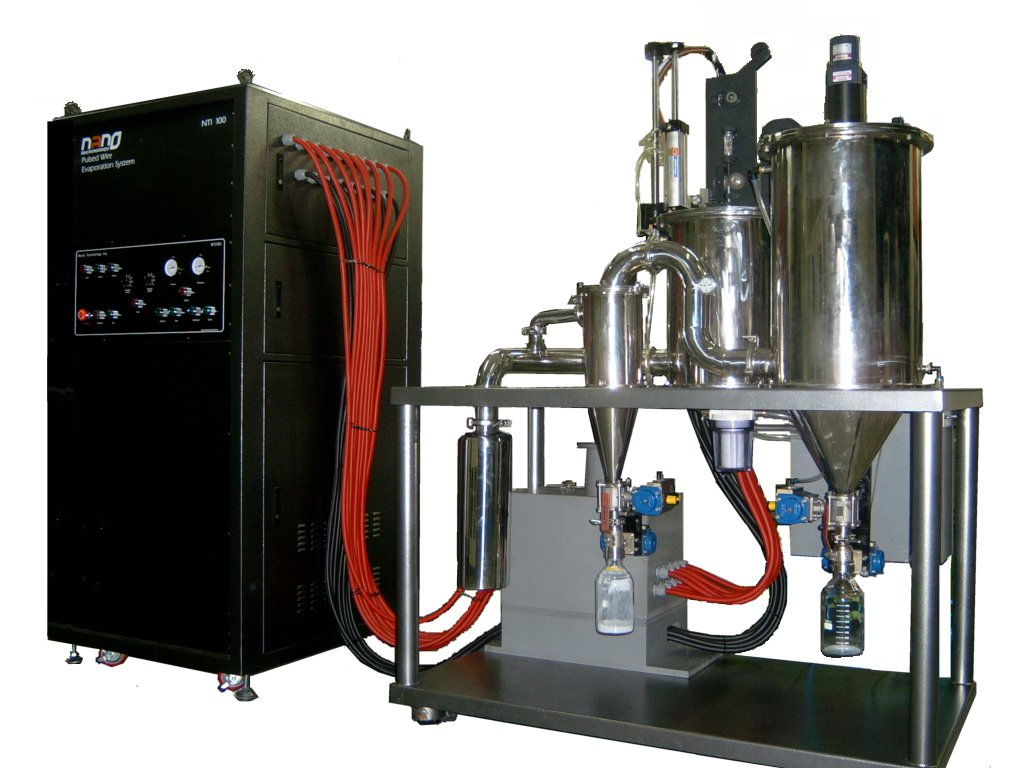Nano Powder Production Equipment