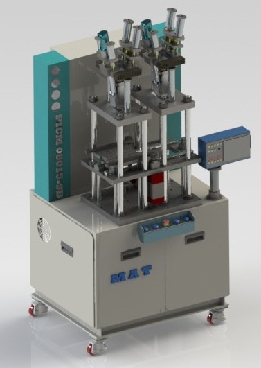PIM (Metal & Ceramic Powder) Injector