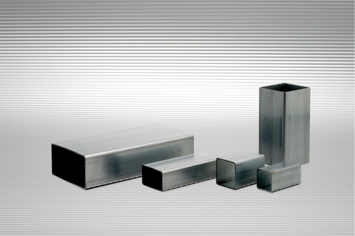 Carbon Steel Square Pipes
