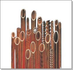 Finned Tube, Copper Tube, Stainless pipe  Made in Korea
