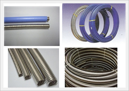General Stainless Steel Corrugated Tube (F...