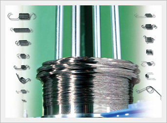 Spring Stainless Steel Wire