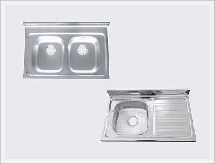 Stainless Steel Sink (Lay On Sink (600mm))