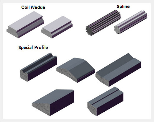 Special Steel Profiles