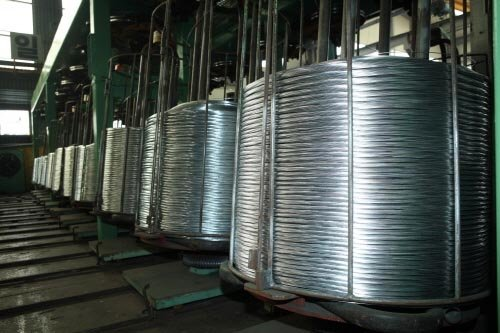 High Tensile Steel Wire, Heavily Galvanize...