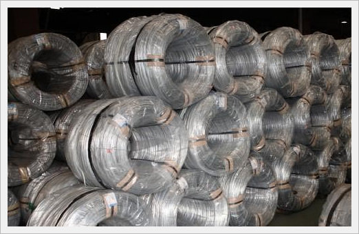 Zinc-Coated Low Carbon Steel Wire