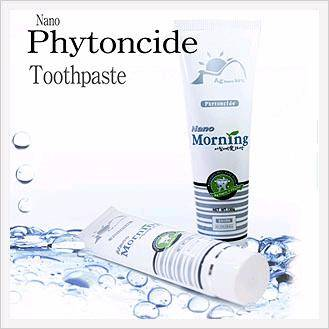 Ag Nano Phytoncide Morning Toothpaste
