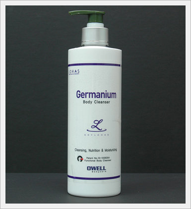 Germanium Energy Body Cleanser