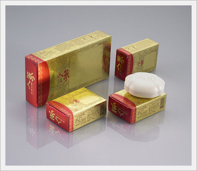 Ginseng Beauty Soap
