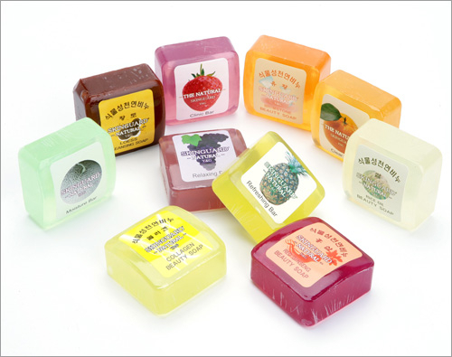 Natural Vegetability Soap