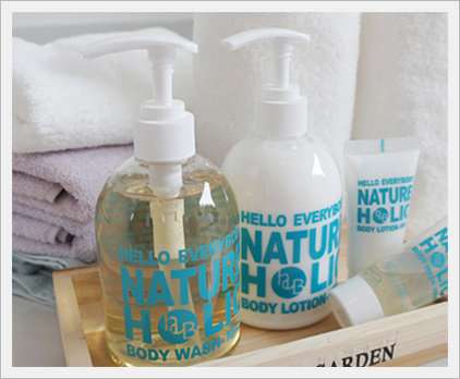 Nature Holic Body Wash Milk