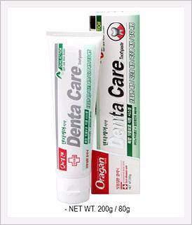 Oragan Denta Care Toothpaste