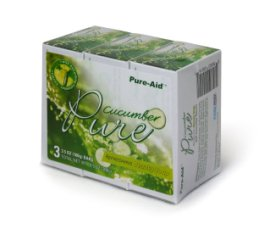 Pure Cucumber Soap
