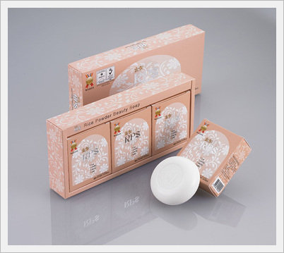 Rice Powder Beauty Soap