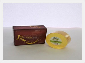 Solmeet Mineral Water Soap