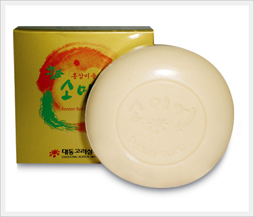 Red Ginseng Soap