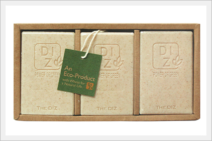 The DIZ Natural Soap