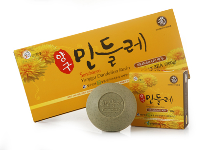 Yanggu Dandelion Skin Soap(for adults)