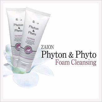 ZAION Phytoncide Foam Cleanser