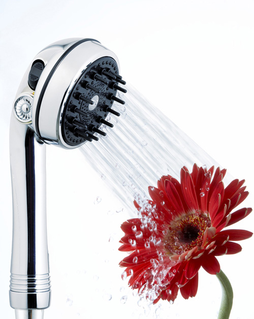 Baby Shower Head with Anion Antibacteria M...