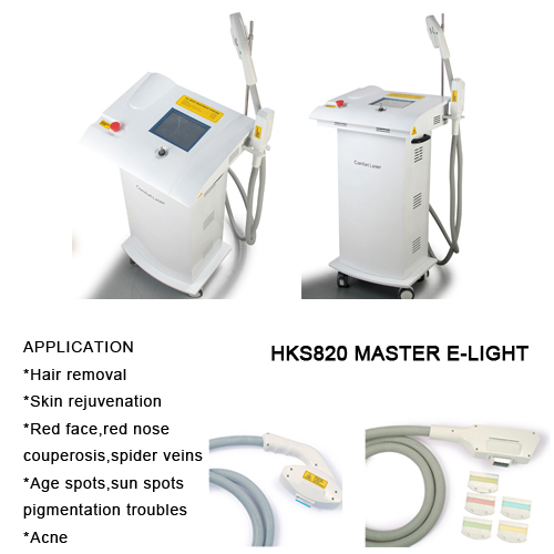 Elight (ipl+rf ) Beauty equipment