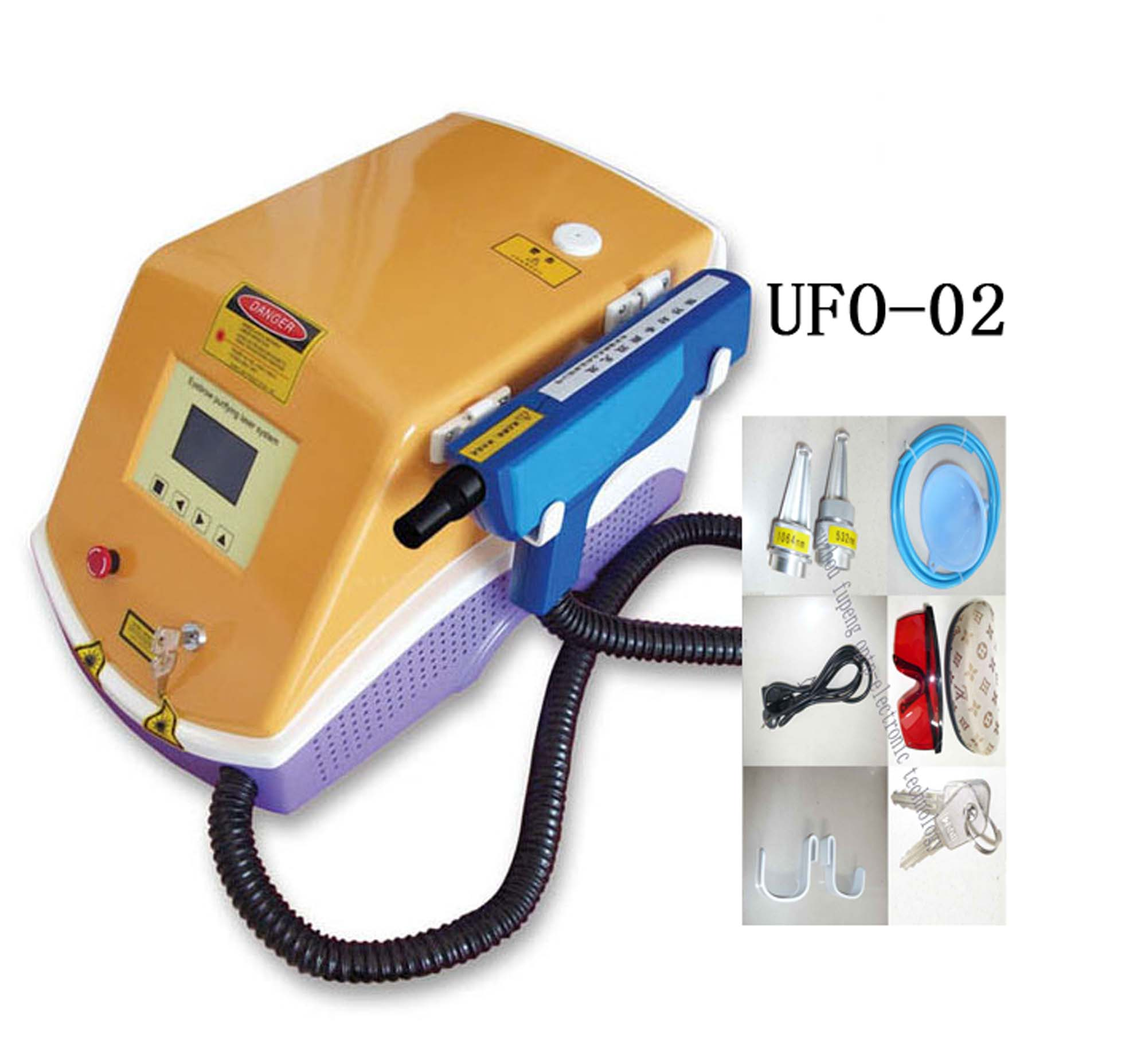 Laser Skin Rejuvenation Machine