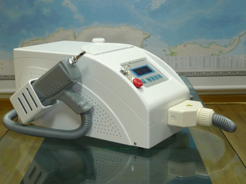 Q-Switched Nd:YAG Laser Tattoo Removal Dev...  Made in Korea