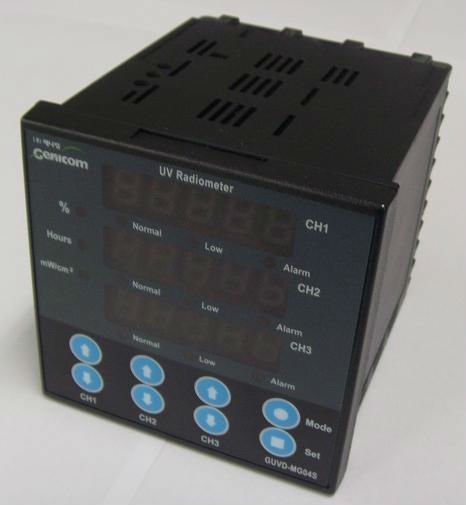 Multi Channel UV Meter_MG04  Made in Korea