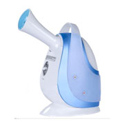 Nano ion platinum steamer