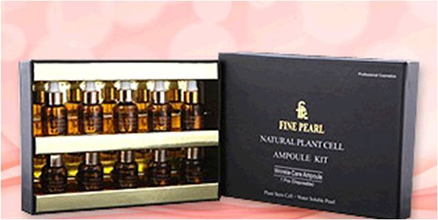 Natural Plant Cell Ampoule Kit(Wrinkle Car...