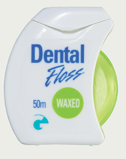 Dental Floss (WAXED)