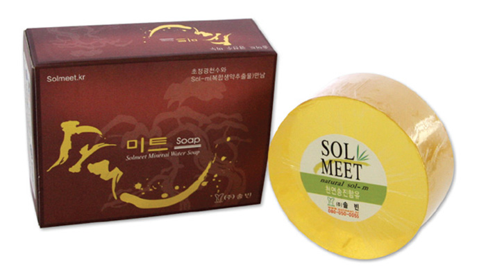 Sol-meet Soap, Toothpaste