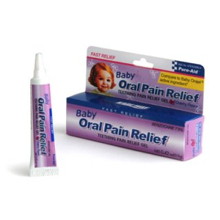 Baby Oral Pain Relief  Made in Korea
