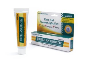 Triple Antibiotic Ointments