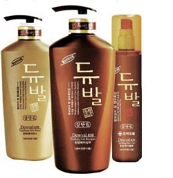 Dewval 838 hair shampoo, conditioner, clon