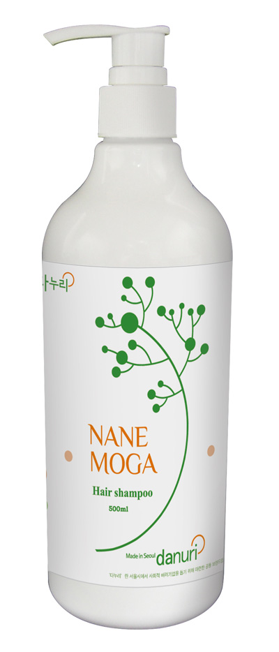 NANEMOGA Hair Shampoo (500ml)