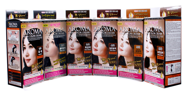 Aroma Hair Color Cream