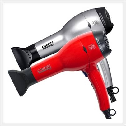 Create Professional Hair Dryer