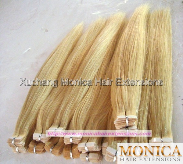 Adhesive Tape Hair Extensions