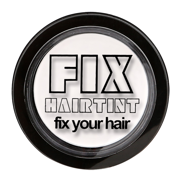 FIX HAIR TINT (WHITE LIGHT)