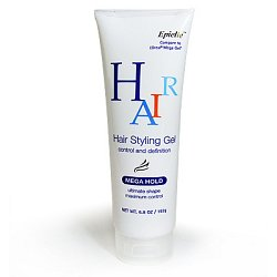 Hair Styling Gel-Mega Hold