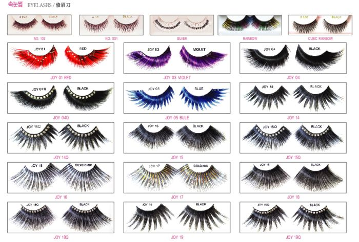 AERY JO DANCE EYELASHES