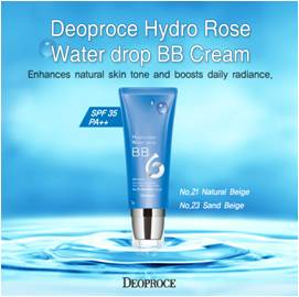 Deoproce Hydro Rose Water drop BB Cream SP...