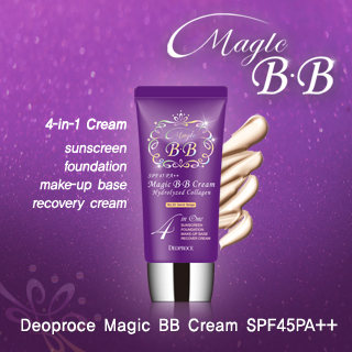 Deoproce Magic BB Cream SPF45PA++