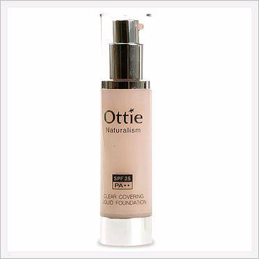 Ottie Clear Covering Liquid Foundation SPF...