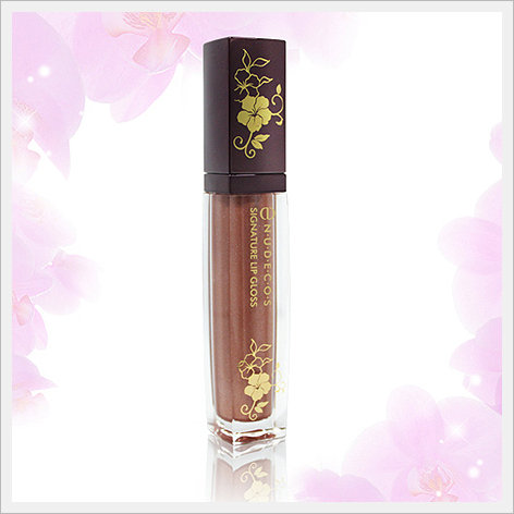 Nudecos Signature Lip Gross No.05 Honey Br...