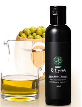 Olive multi cleanser