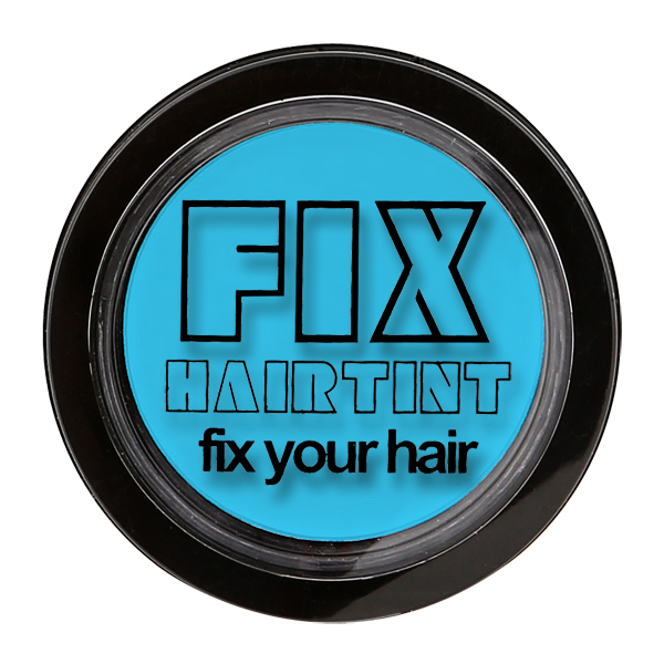FIX HAIR TINT (SKY BLUE)  Made in Korea