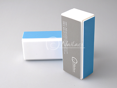 Nail buffer - 3way shine block buffer